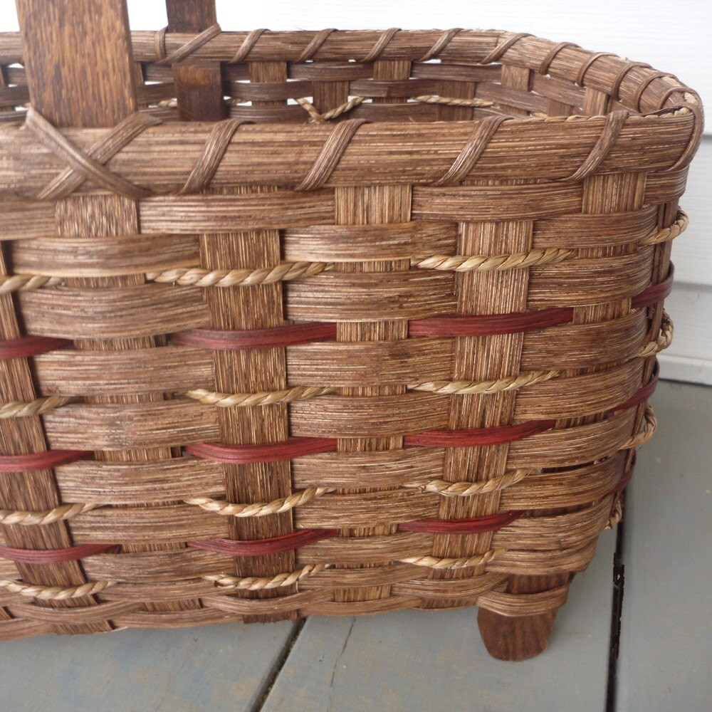 Basket Weaving Tools Beginners : Colonial chair basket weaving kit by joannascollections