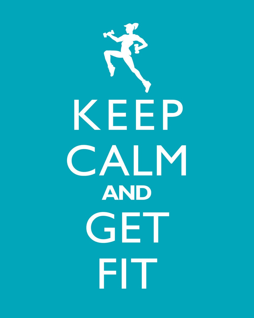 how to get fit and stay fit