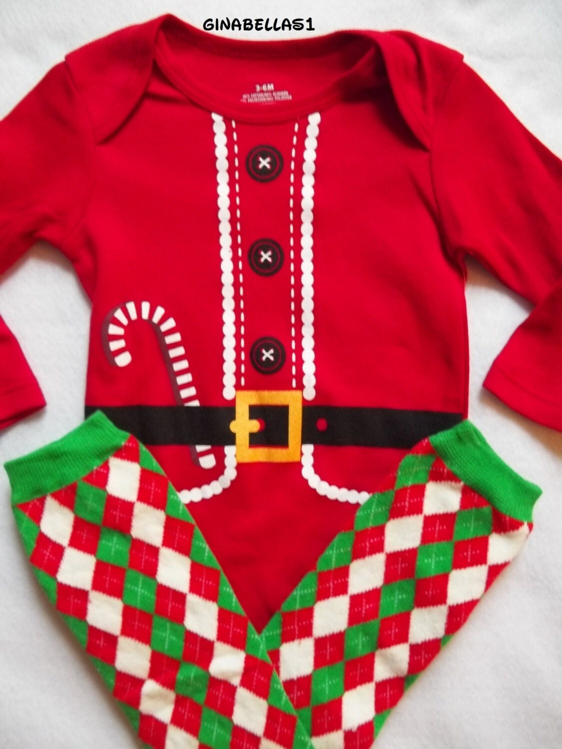 Girls' First Christmas Outfits