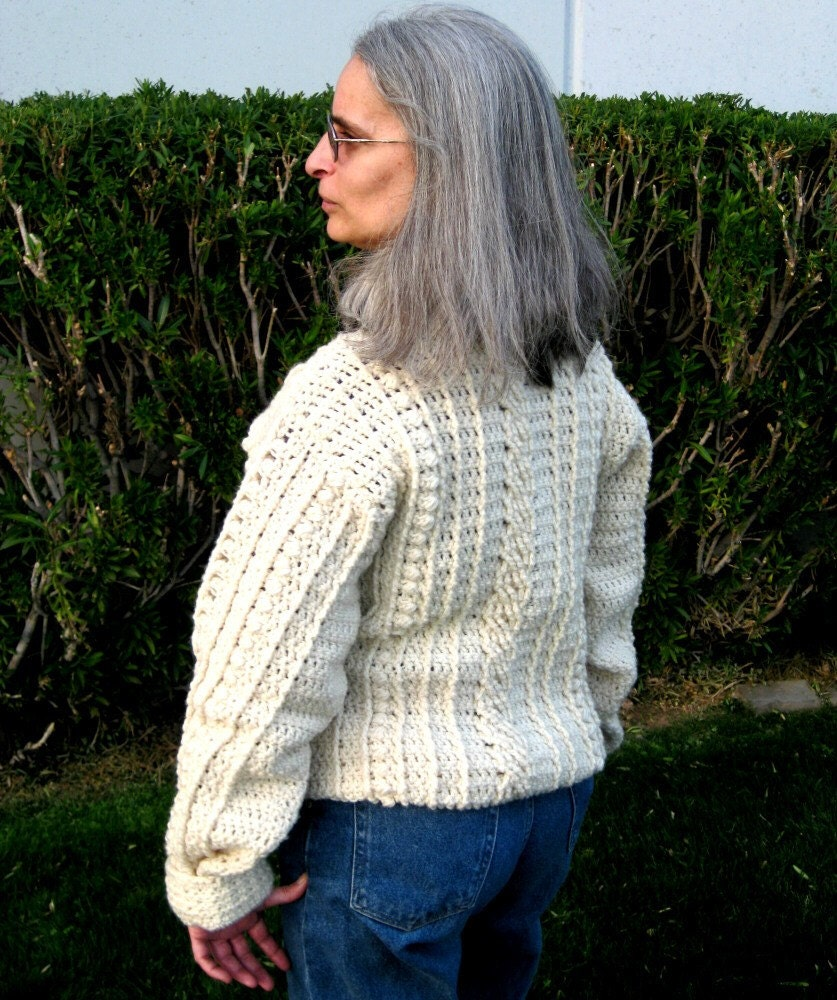 Amazon.com: More Crocheted Aran Sweaters (9781564775900): Jane