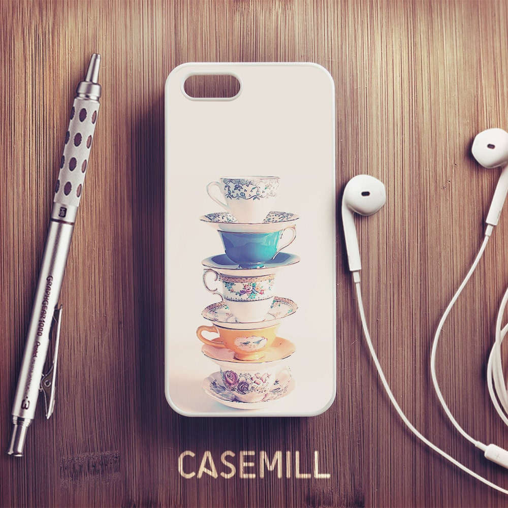 Stacked Teacup iPhone 6 Case iPhone 6s Case iPhone 6 Plus Case iPhone 6s Plus Case iPhone 5s Case iPhone 7 Case iPhone 5c Case