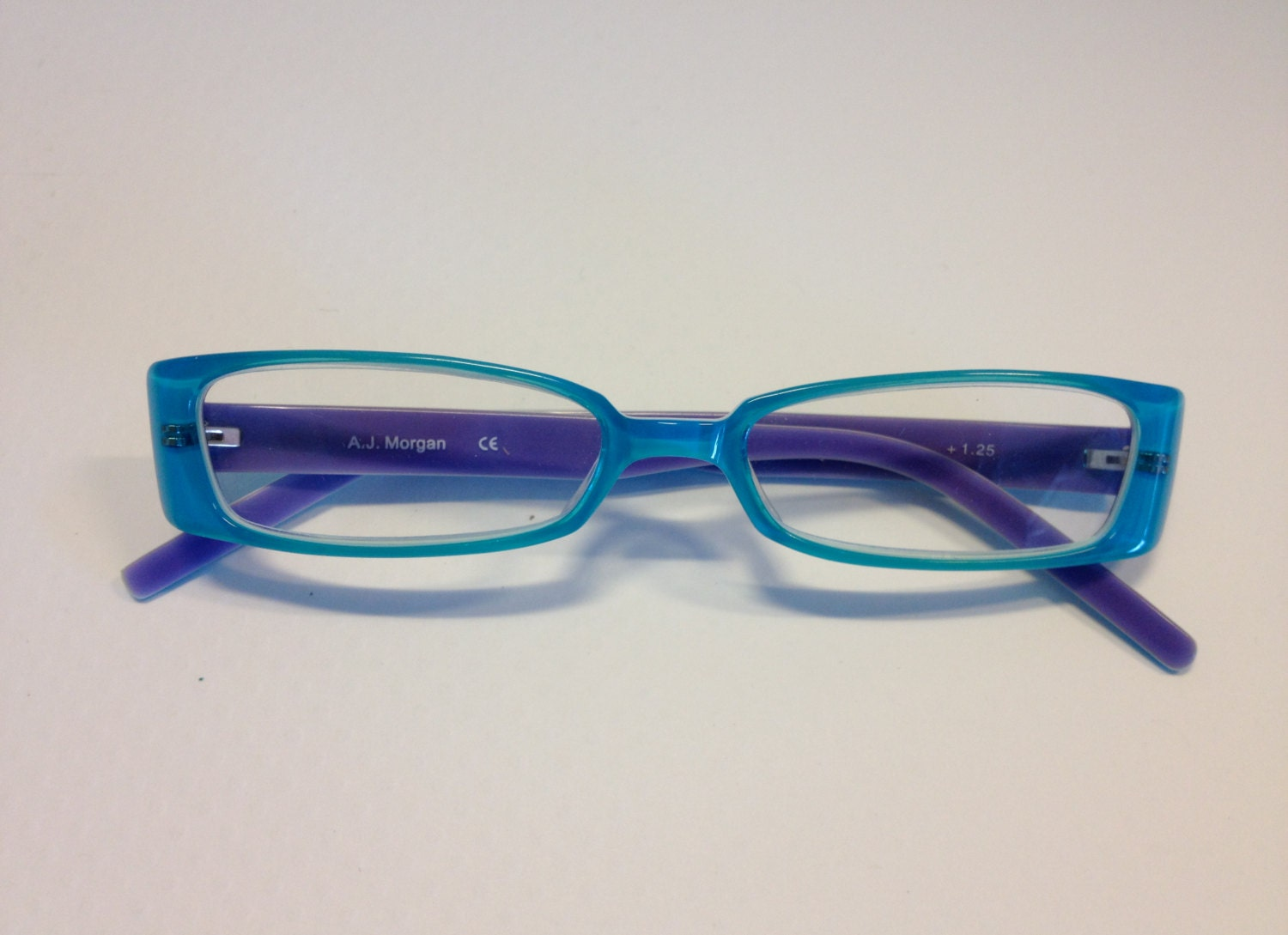 items similar to part time mermaid reading glasses teal