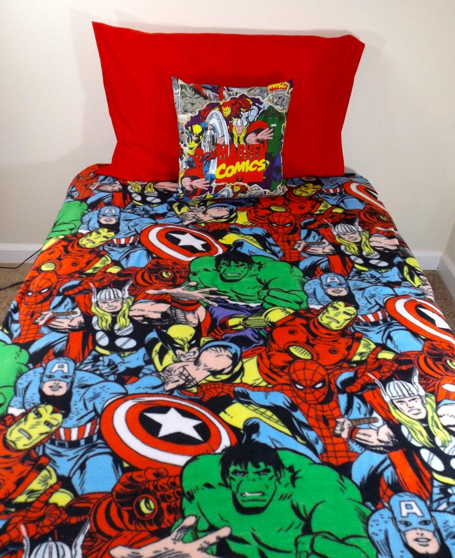 Popular Items For Superhero Bedding On Etsy