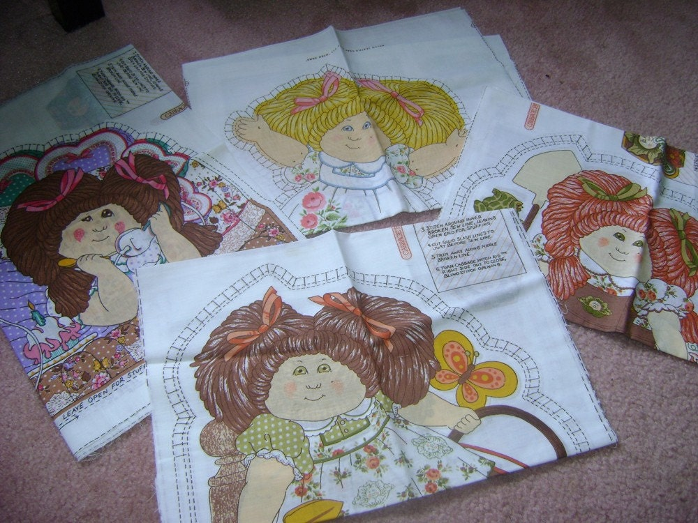 Cabbage Patch Doll Clothes Sewing Patterns (Other Files)