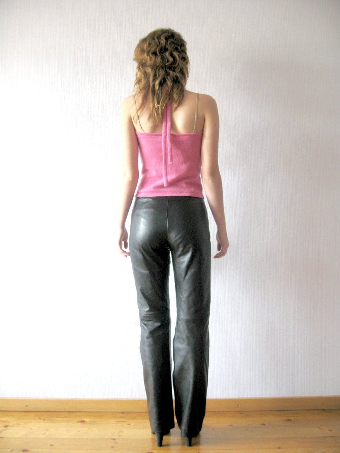 Womens Motorcycle Leather Pants