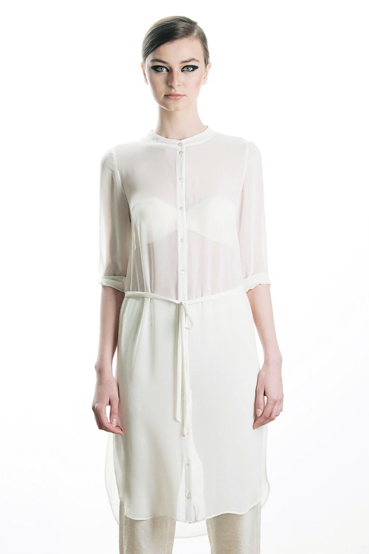 Long blouse, me&m spring / summer 2013 - meandmsk