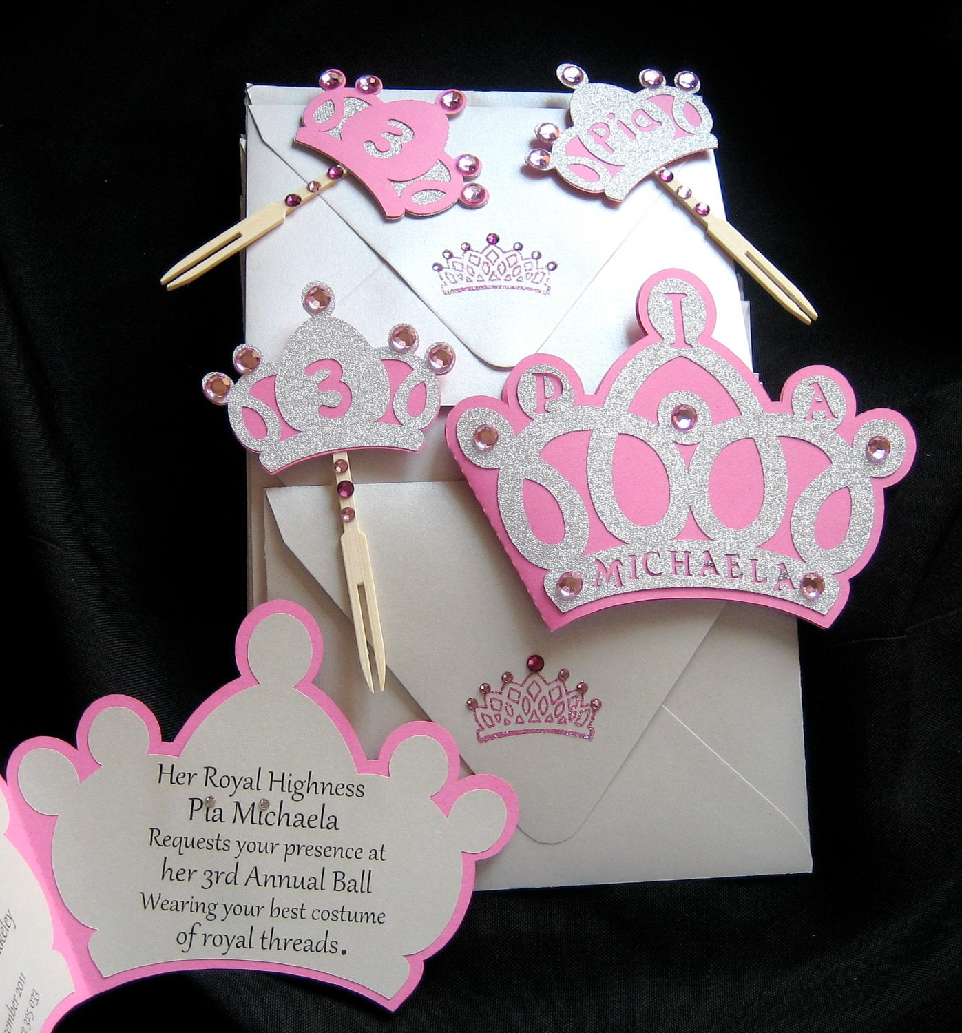 Pretty In Pink Baby Shower Invitations as best invitations sample
