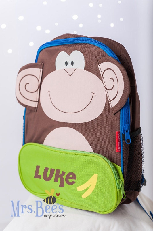 Personalized Rucksack Ladybird Bag Personalised Backpack. Nursery bag. Toddler bag preschool kids playgroup bag nappy bag.