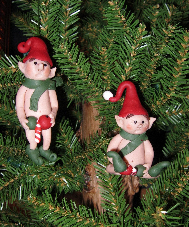 Santa bangs naughty elf hentay films