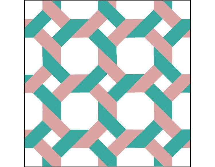 Quilt block pattern garden trellis 12 block pdf by for Garden trellis designs quilt patterns