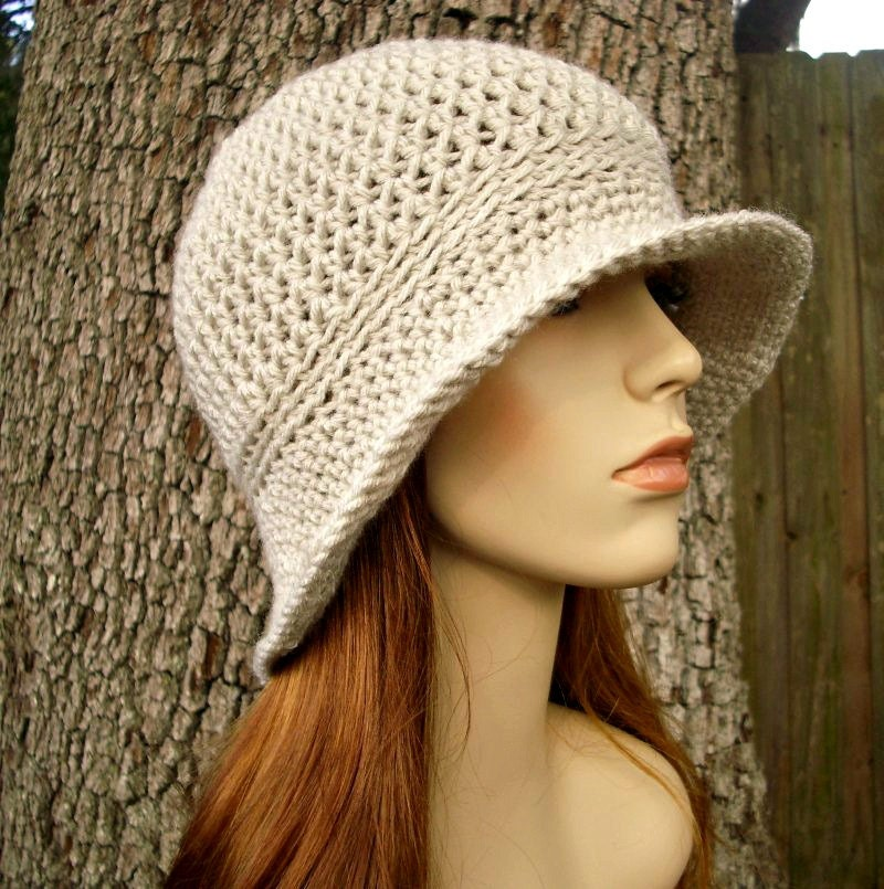 Free Crochet Patterns For Ladies Summer Hats : Popular items for women beach hat on Etsy
