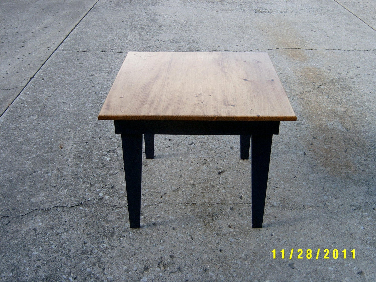 Table Coffee Table Small Kids Table By Wayneswoodworking On Etsy