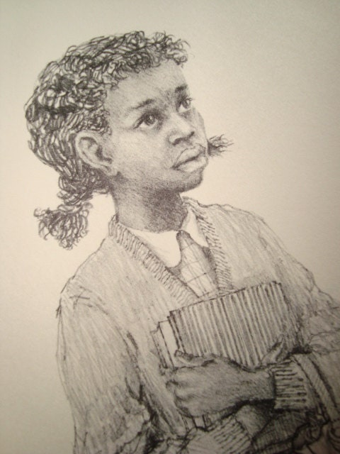 Vintage Child Book Patricia Crosses Town 1965 HCDJ Civil Rights BA