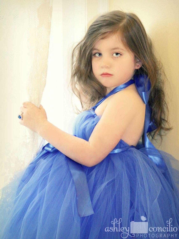 Siren column strapless sweetheart beads bowknot working mini wedding blue dress