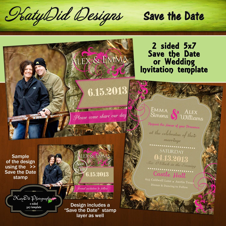 Mossy oak wedding invitations mossy oak wedding invitations http www