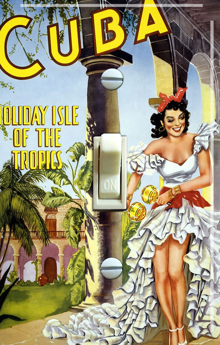 Vintage cuba posters the best lesbian videos for Best place to buy posters in store