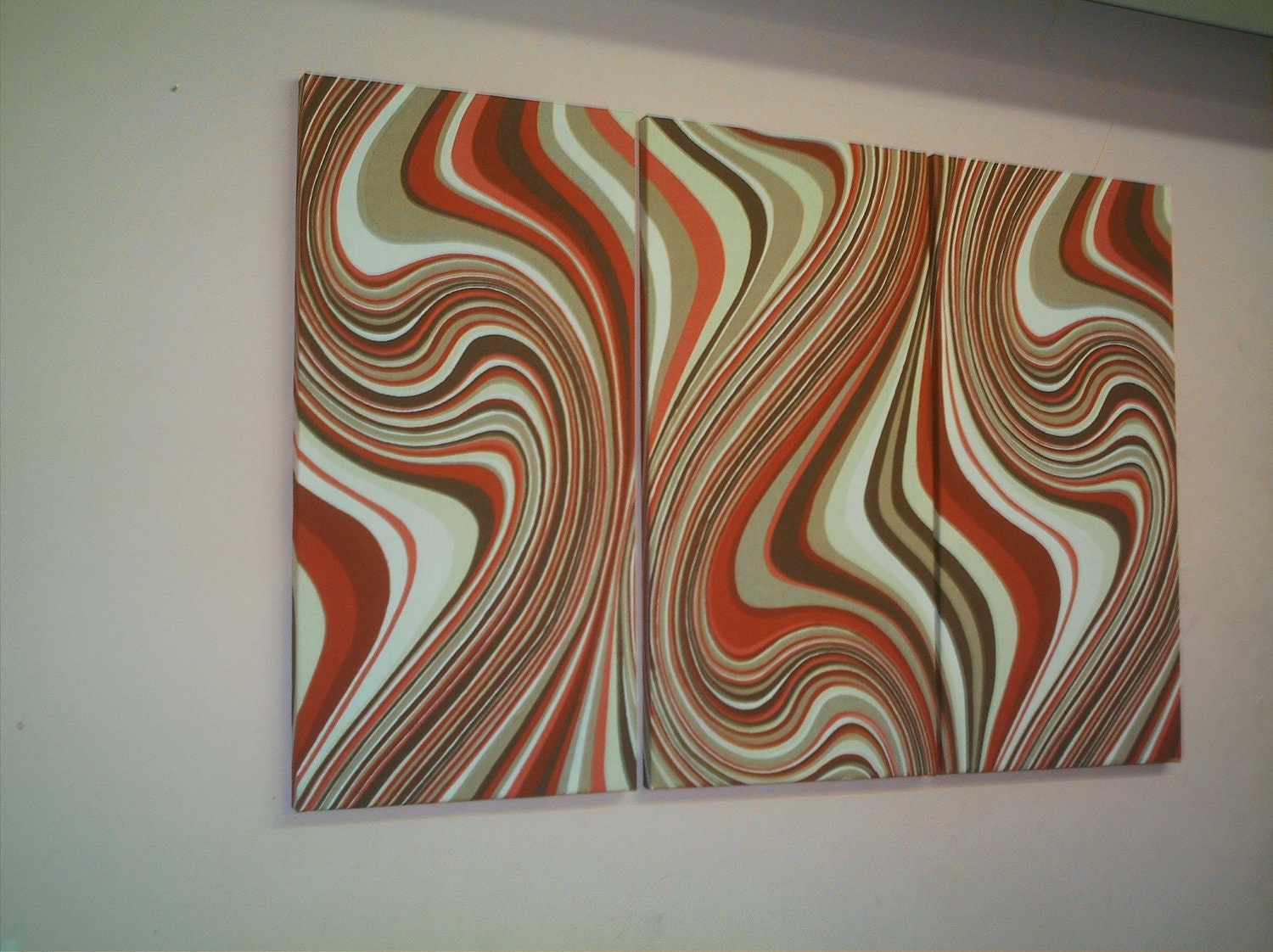 Unavailable listing on etsy for Funky wall art