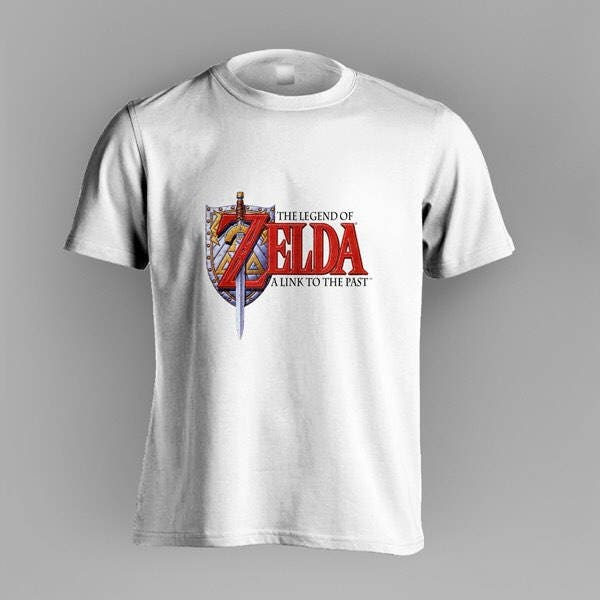 Legend of Zelda Inspired TShirt (MensUnisex)