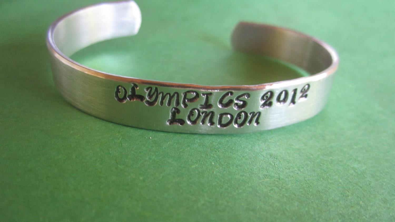 Olympics 2012 London bracelet