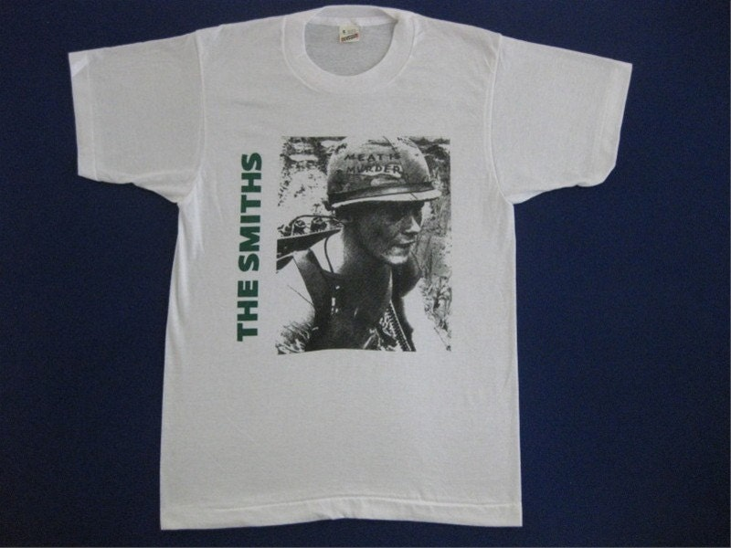 Vintage smiths t shirt