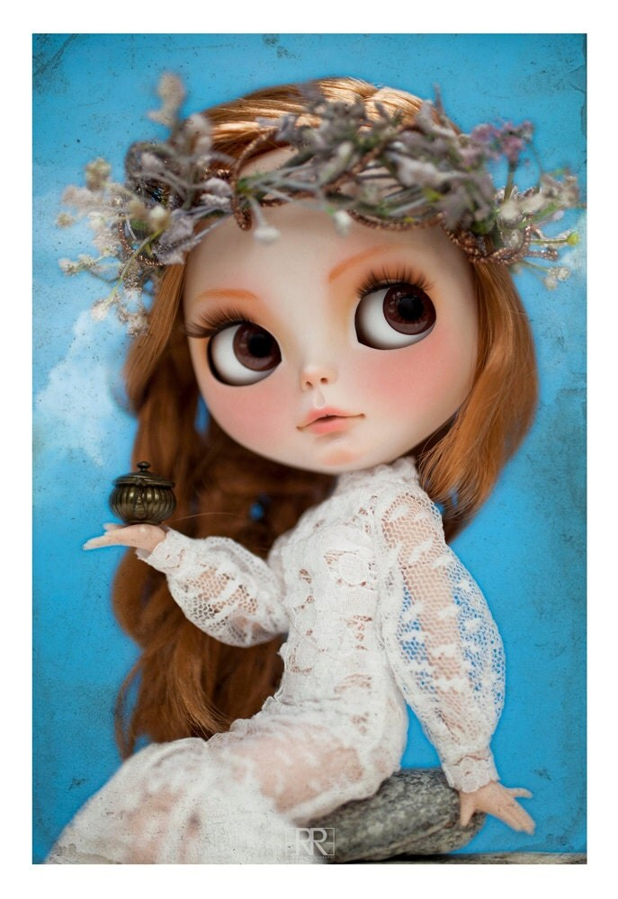 Erregiro custom Blythe doll Photography. Digital file ready to print - erregiro