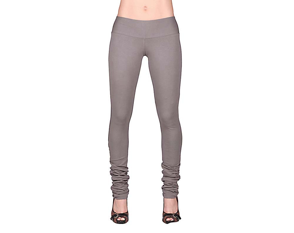 Leggings Gray Leggings Womens Pants Extra Long By Eleven44