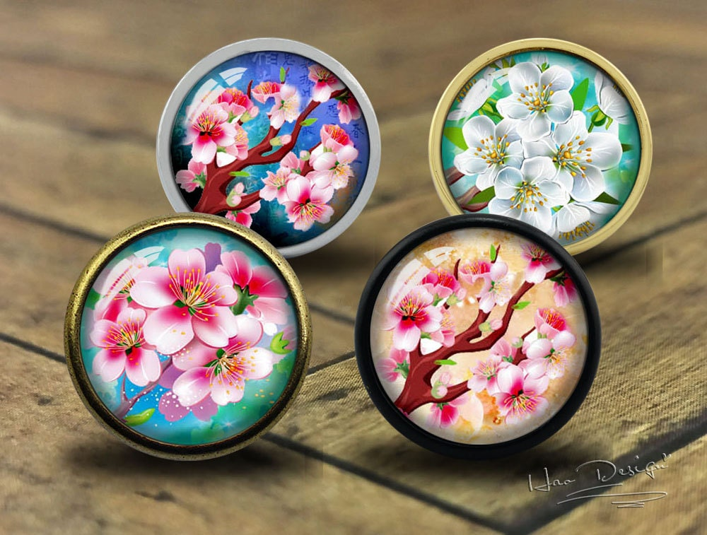 cherry blossom shift knob № 126283