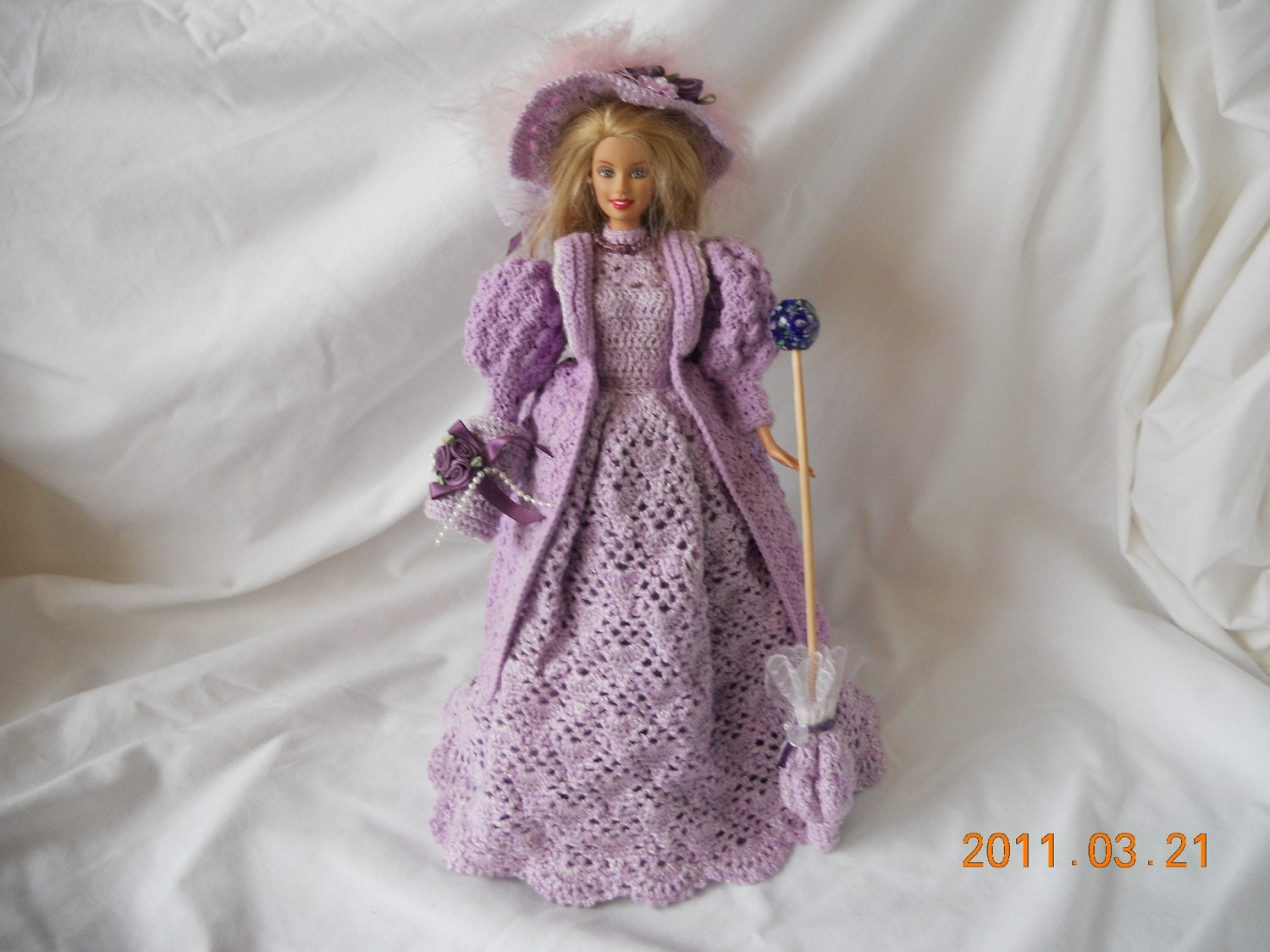 How to Make Free Barbie Crocheted Clothes | eHow.com