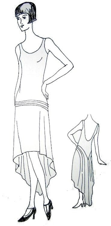 Vintage Dress Pattern Merchant