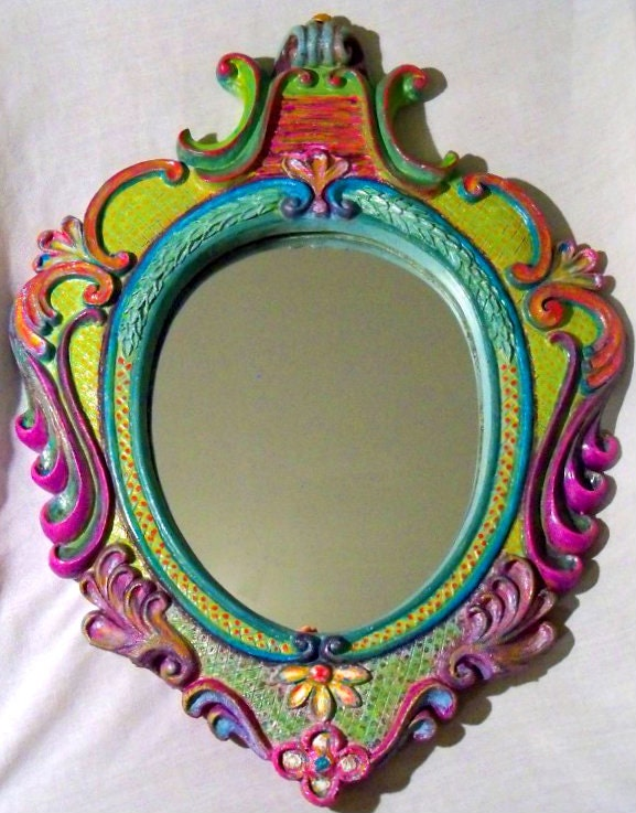 Repaint Old Picture Frames