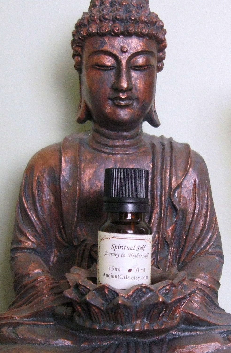 Meditation oil - Higher Self blend               10 ml