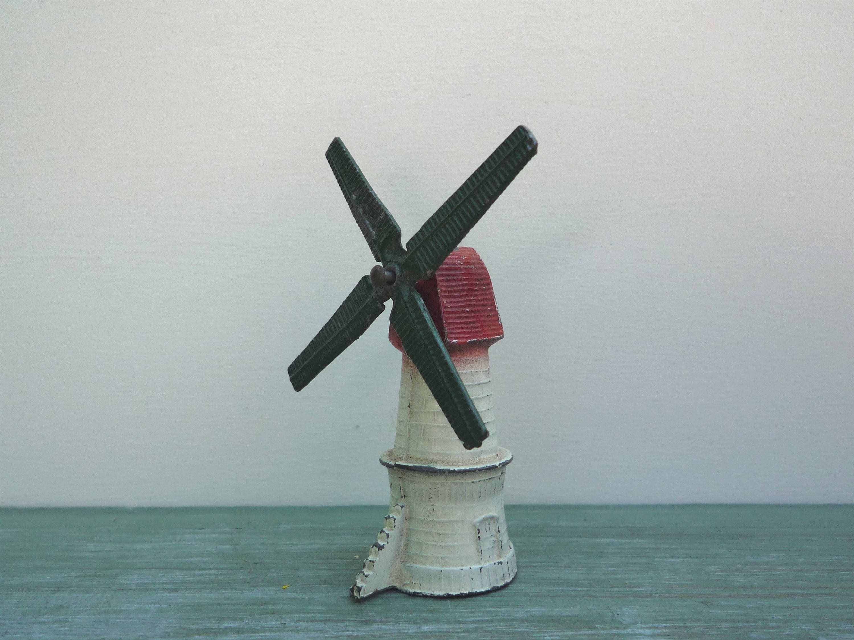 Vintage Miniature Windmill Rare Roydon Britains Era Farm Toy