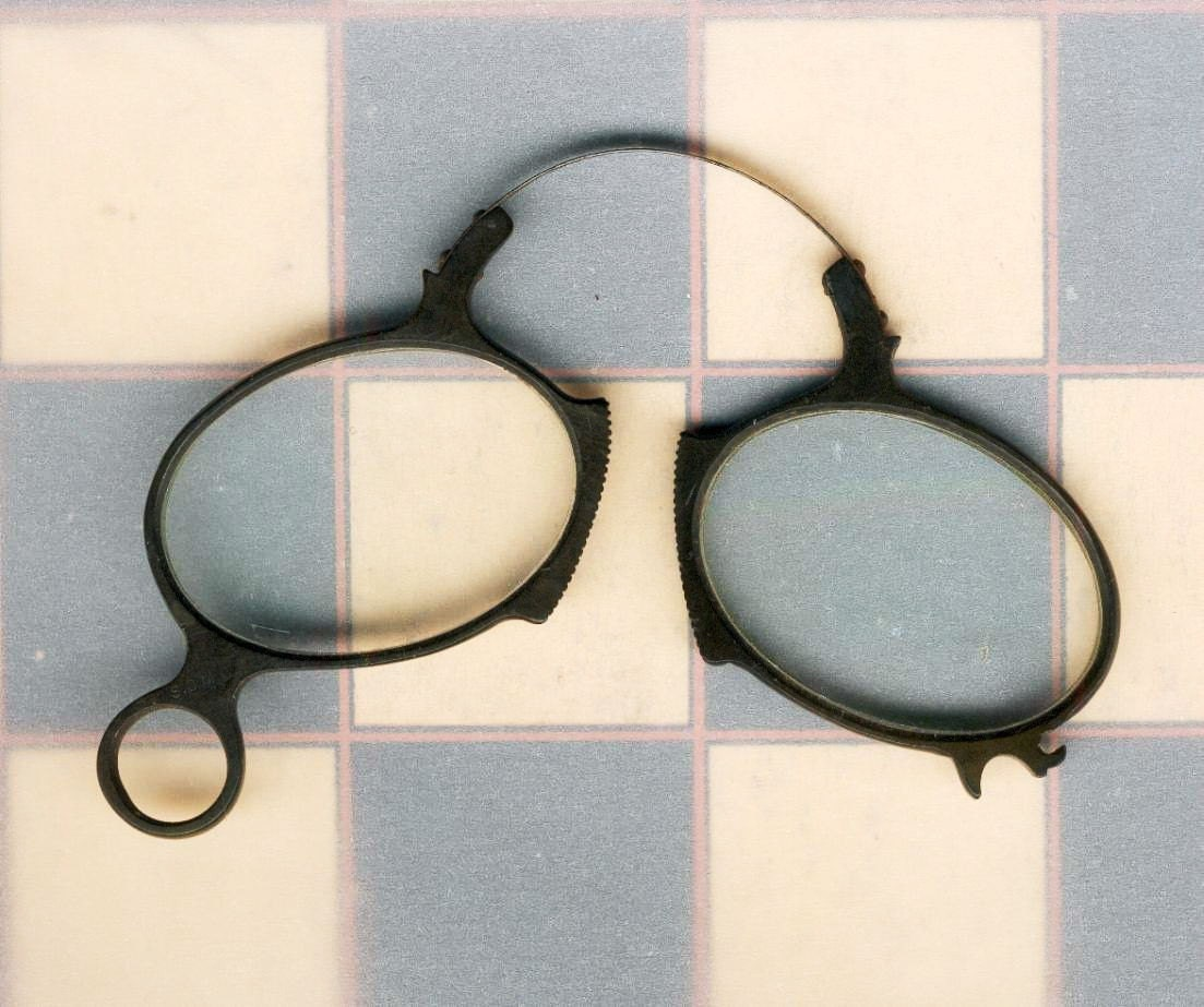 1800s eyeglasses monocles steunk jewelry by