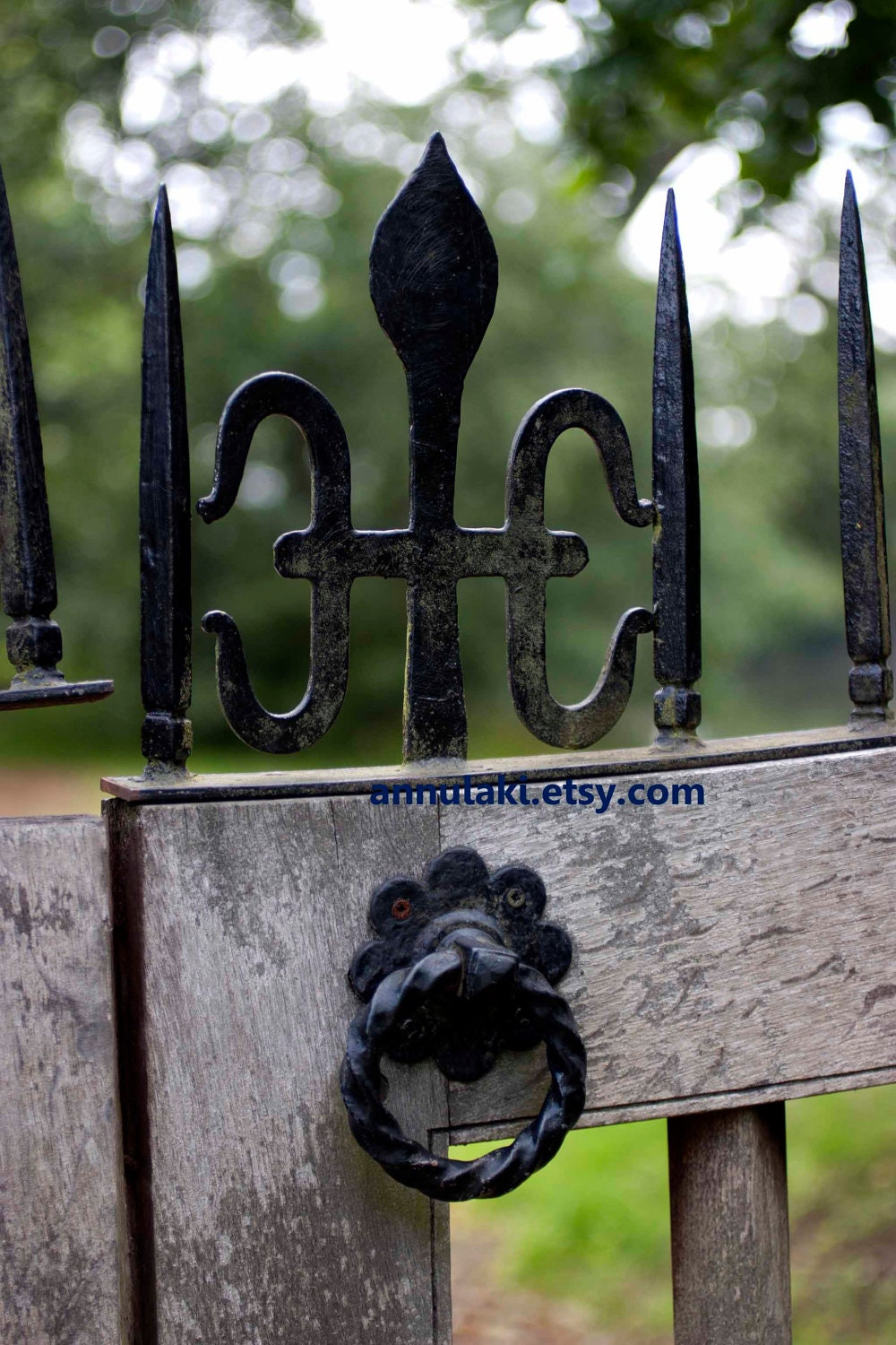 Cottage Chic Country Rustic Gate Instant Digital Download Art Photography, no shipping, 10.00 art for you. - Annulaki