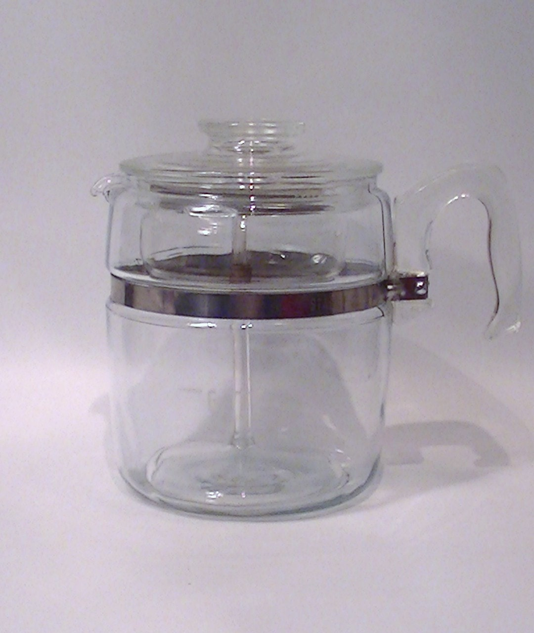 Pyrex Coffee Maker How To Use : Vintage Pyrex Flameware 9 Cup Coffee Pot by Lifeinmommatone