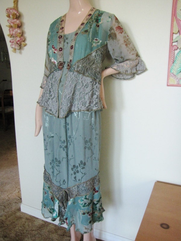 alluring vintage spencer alexis three piece by