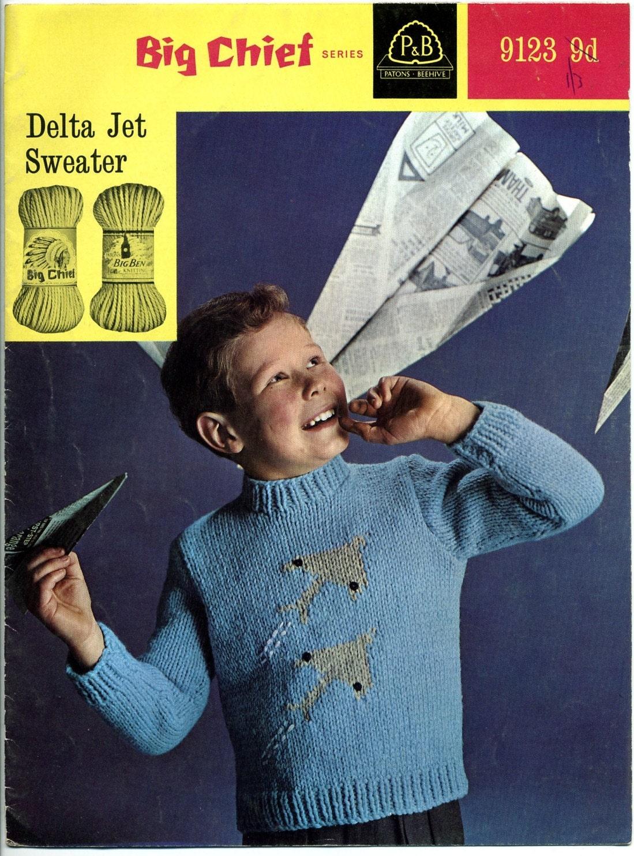 Vintage-Knitting-Patterns