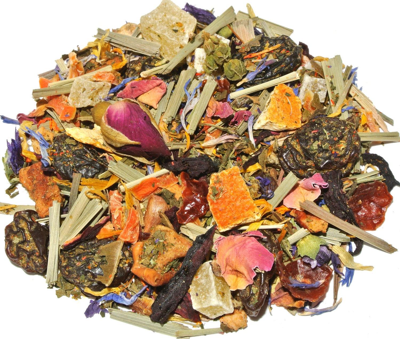 Secret Garden Herbal Tea (50 grams) - LuxBerryTea