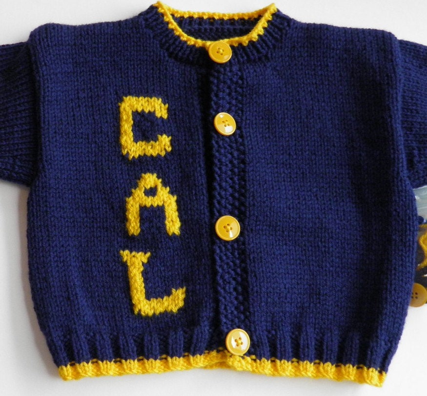 Baby Athletic Letter Sweater - BabywearbyBabs