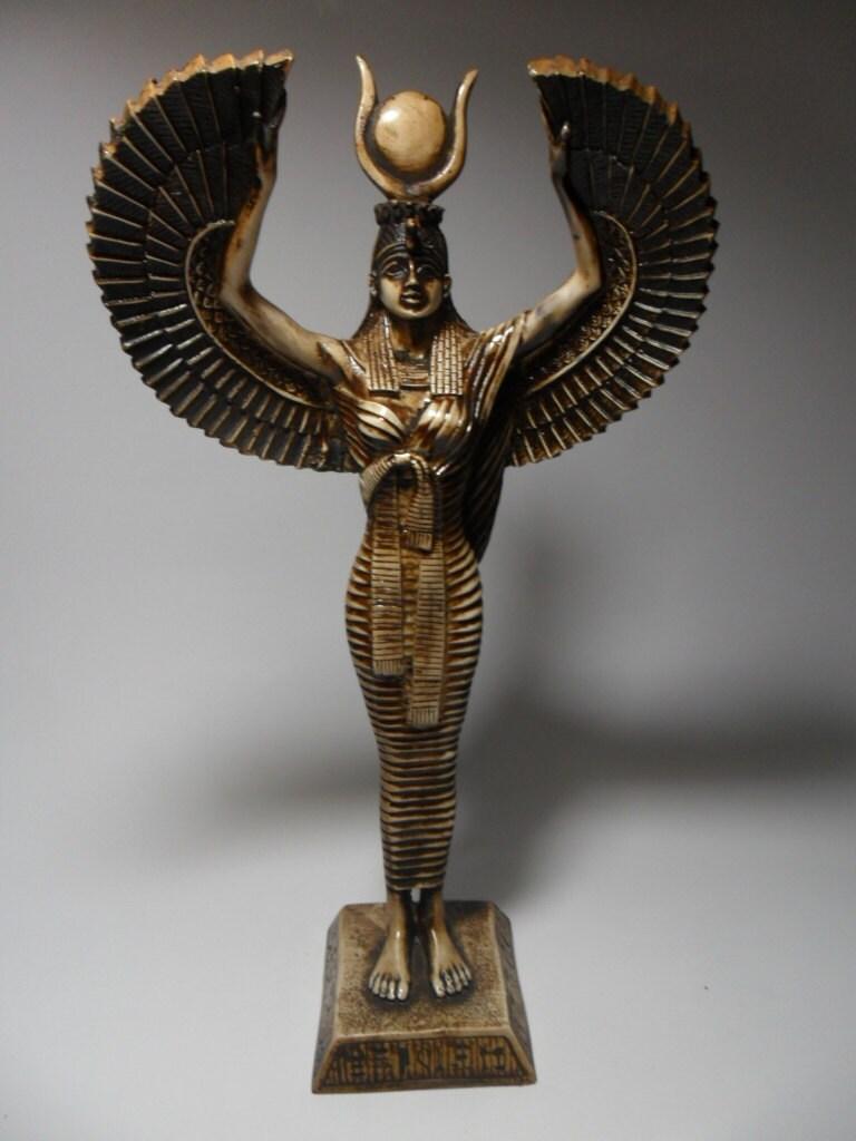 egyptian winged goddess - photo #8