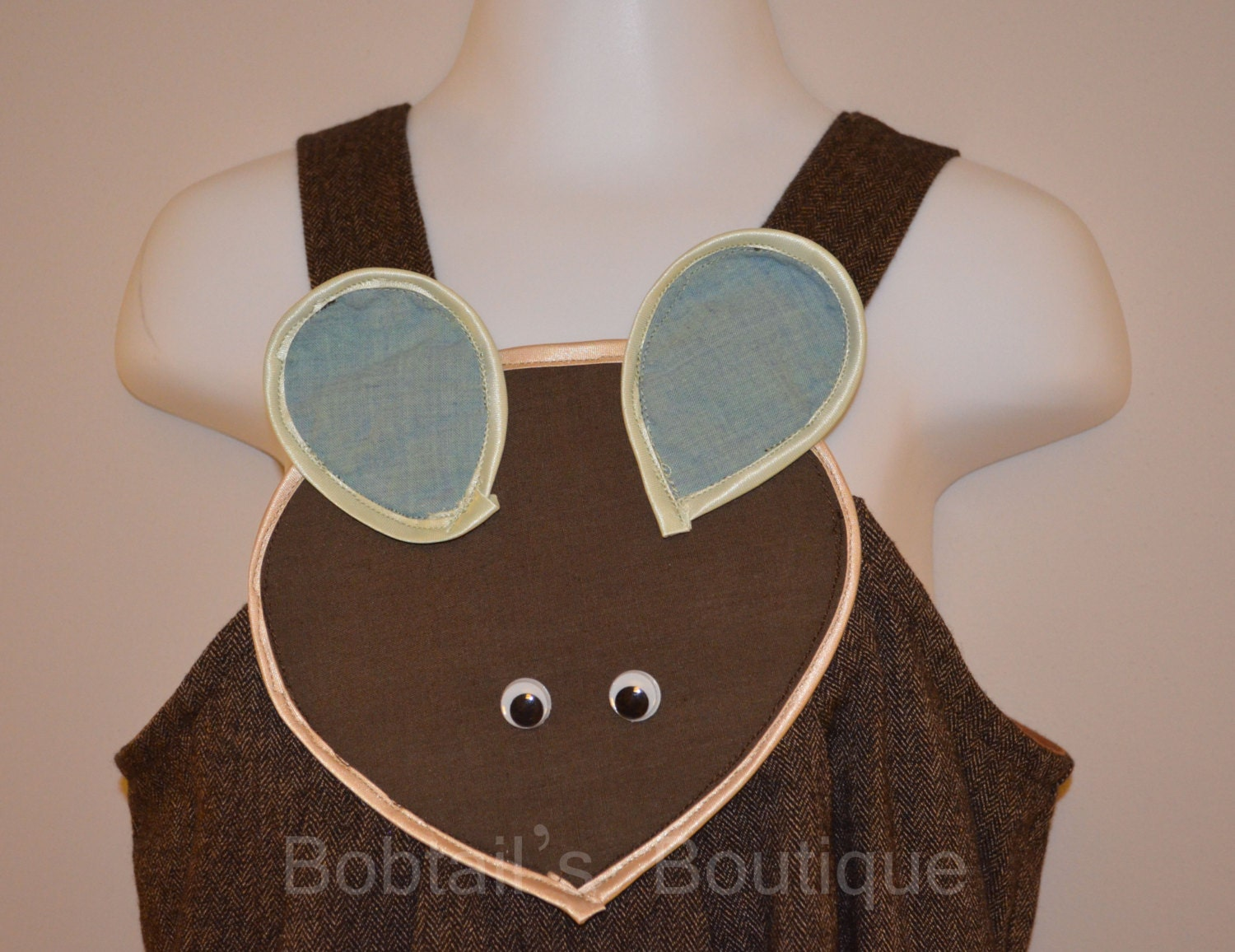 Toddler Boy Dungarees Toddler Girl Dungarees Toddler Dungarees Childs Dungarees Little Mouse Dungarees Size 612 months