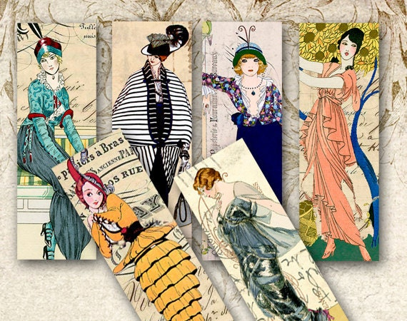 Unavailable listing on etsy for Art deco era clothing