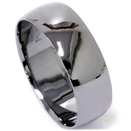 mens 14k black gold - Black Gold Wedding Ring