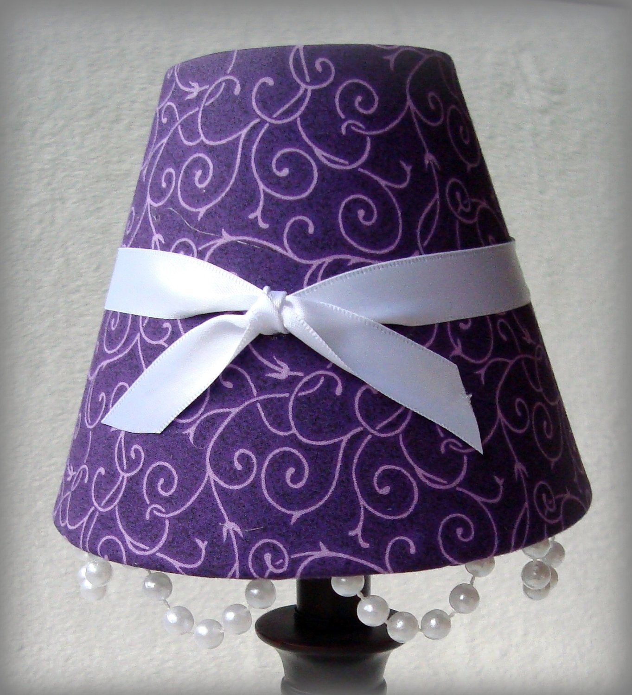 Custom Lamp Shades on Custom Lamp Shade By Sunnybeginnings On Etsy