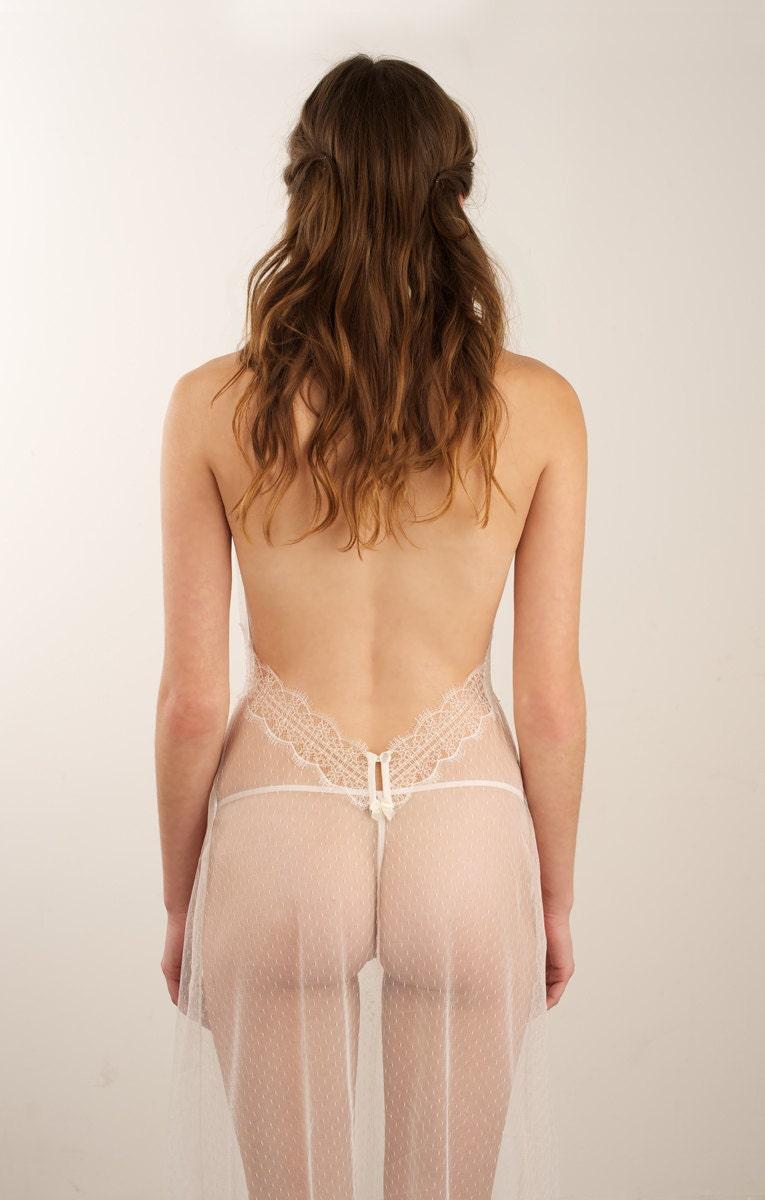 Silk slips and lingerie