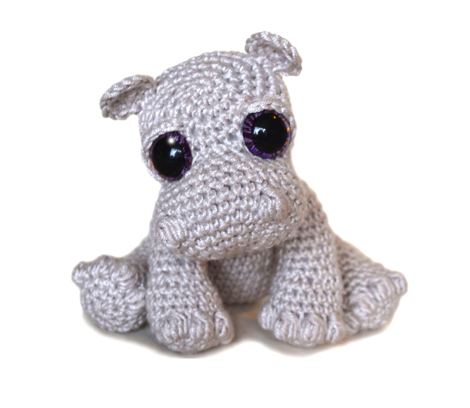 Crochet Pattern Free Hippo : Unavailable Listing on Etsy