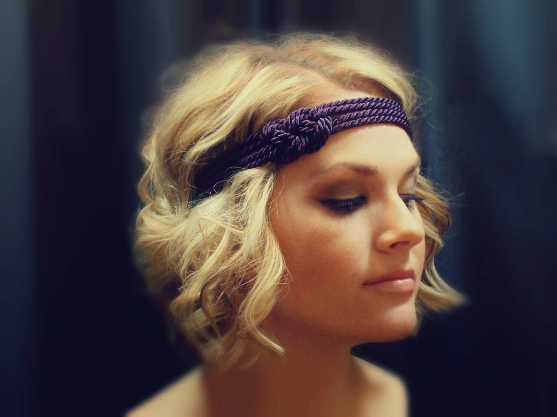 Nautical  Sailor Knot Headband - Many Colors Available