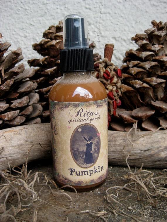 Rita's Pumpkin Spiritual Mist Spray