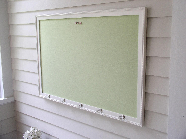 Items similar to wall organizer bulletin board deluxe for Bulletin board organizer