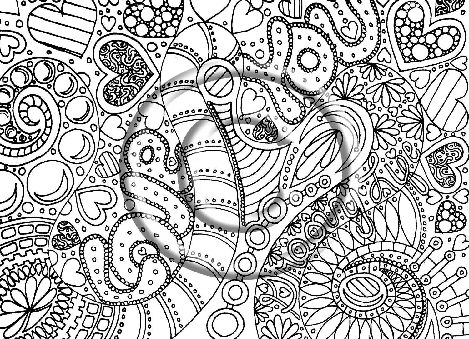 Inspiring crazy coloring pages photo gekimoe 31193 for Crazy coloring pages